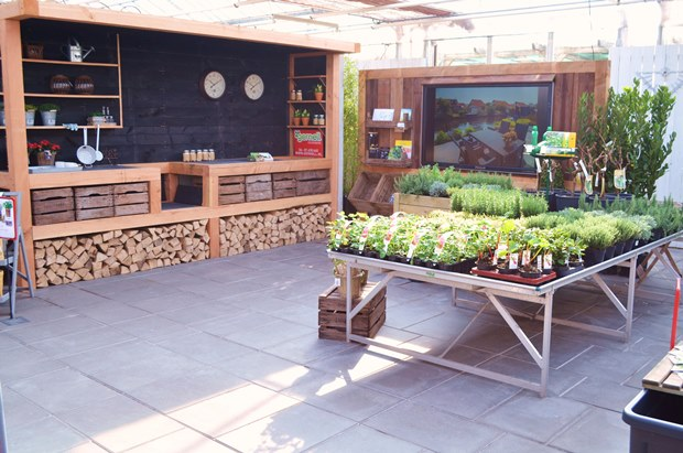 Tuin onderhoud maart